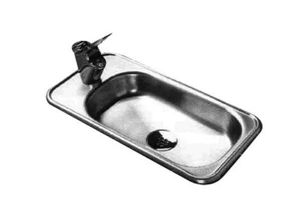 SS/6282/I Counter Top / Inset Drinking Fountain