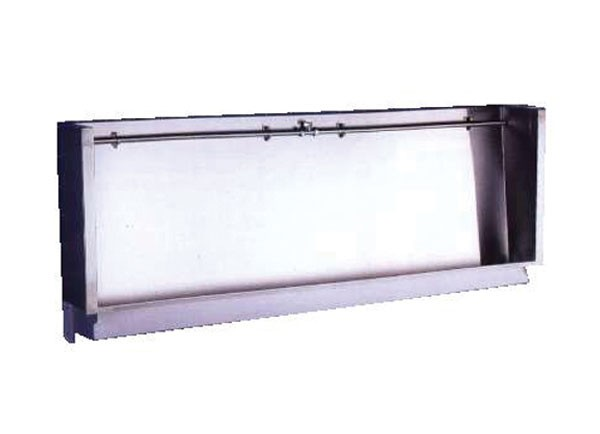 SSHD4440 Heavy Duty Pattern Wall Mounted Trough