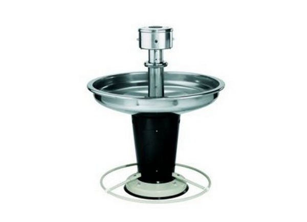 CFF Sanispray Wash Fountain - Collective Foot Operated Spray Ring