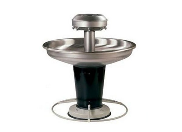 CNF Sanispray Wash Fountain - Collective Foot Control With Spray Nozzles