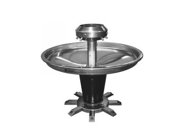 Sanispray Water Fountain - Individual foot control with floor push buttons (INF)