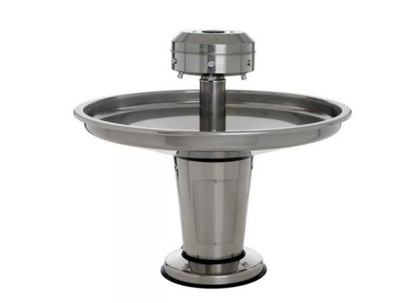 IPH Sanispray Wash Fountain - Individual Piezo touch button control