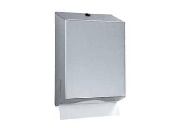SS/77127  Stainless Steel Large paper towel dispenser