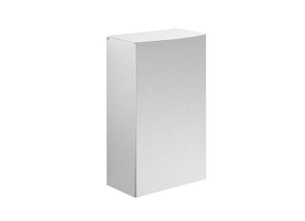 SS/WP179-1 Luxury Hygiene Waste bin with vanity flap - 5 litres