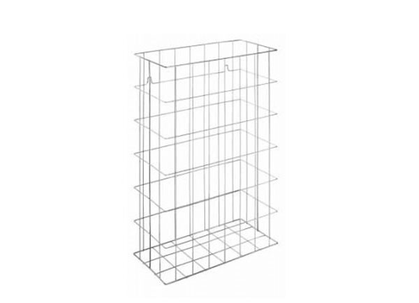SS/WP151 Luxury Wire frame waste basket