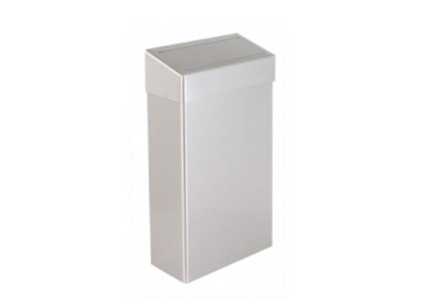 SS/78962SS  Brushed Finish Waste Bin - 30 litres