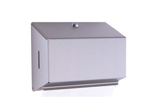 SS/78810 SS/PS Small paper towel dispenser