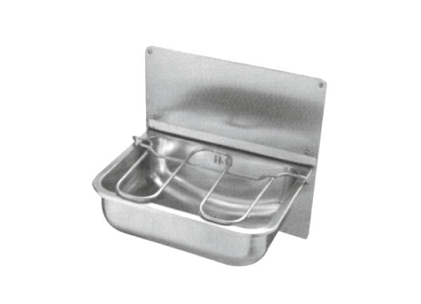 SS/BS6666/CP Stainless Steel Bucket Sink CP