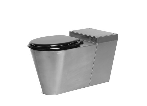 SSWC27299 W.C. Pan with Rear Extension