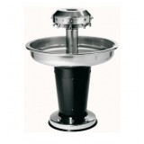 INH Sanispray Wash Fountain - Individual Nozzles with hand push buttons (INH)