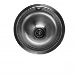 SS9594 Small Inset Hemispherical Wash bowl
